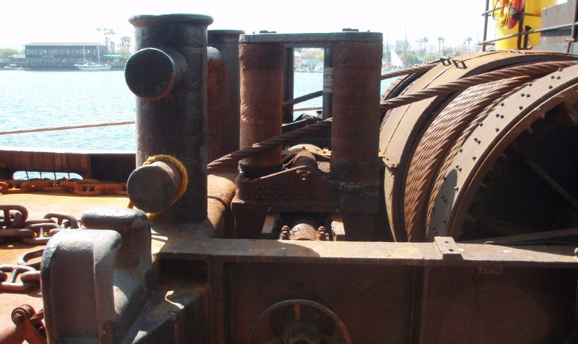 Mobile Anchor Winch Troubleshoot | Project | Bay Machine